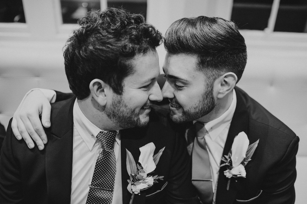 Gay Wedding by Smart Photo Courses