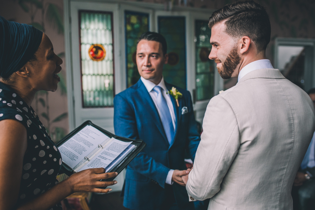 Story and Colour Photography Wedding