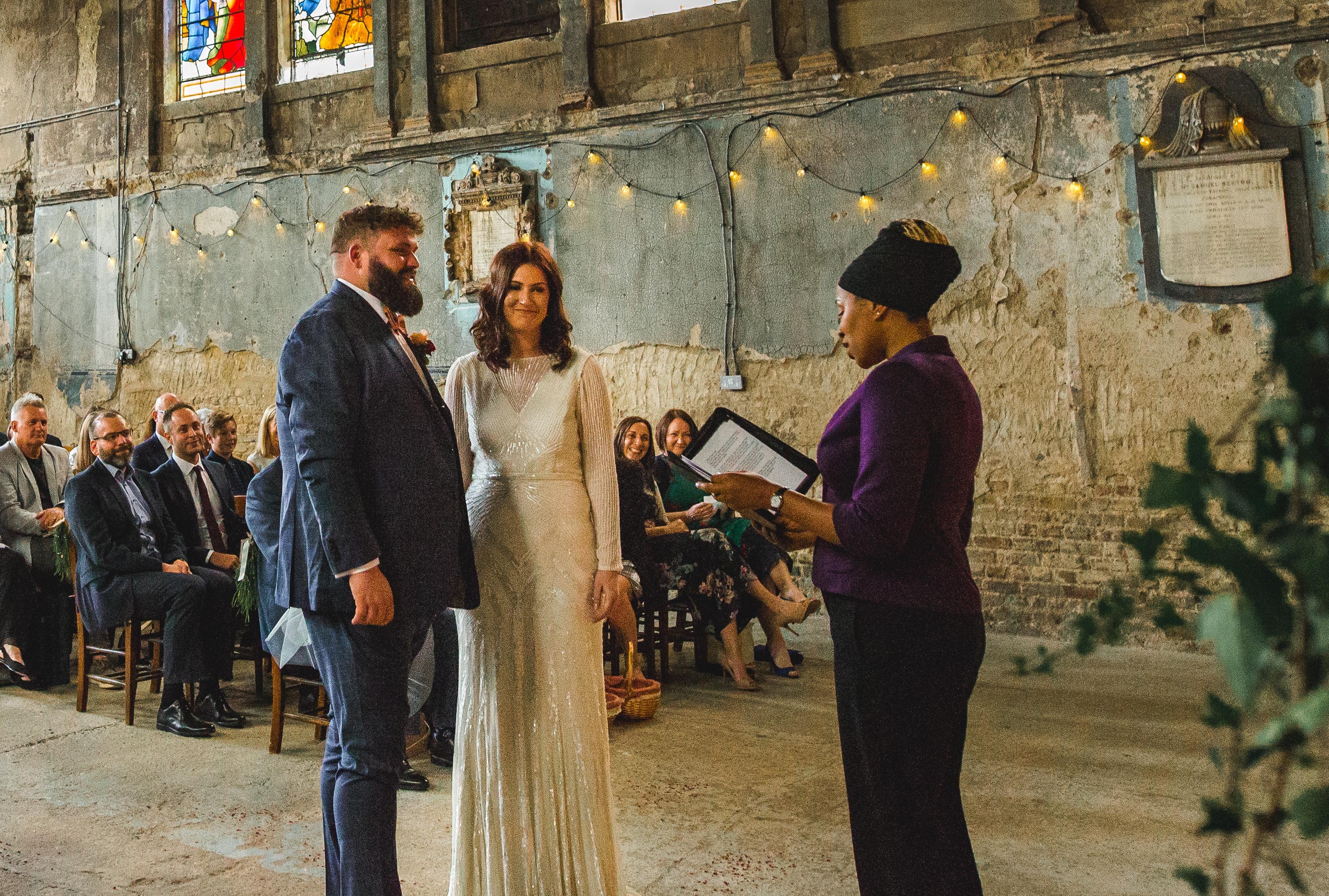 Celebrant Wedding London