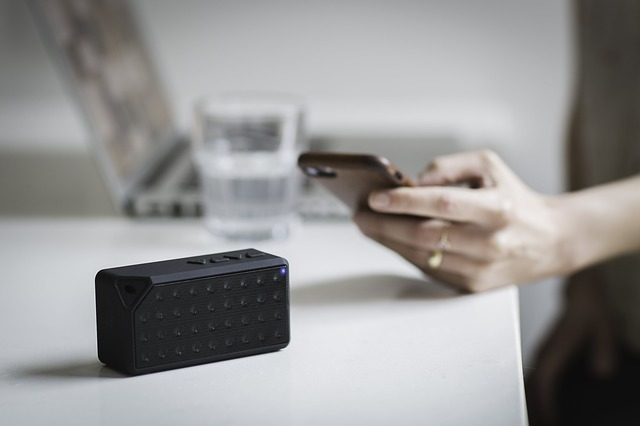 Blutooth speaker