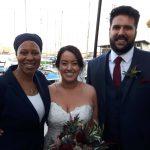 Celebrant Wedding Greenwich Yacht Club